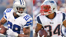 Fantasy: Running backs