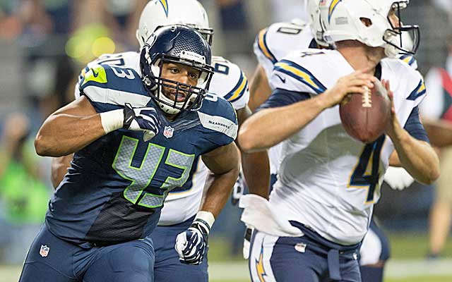 Jackson Jeffcoat is making it hard for the Seahawks to deny him a roster spot. (USATSI)