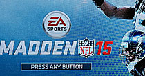 Madden 15 (Provided)