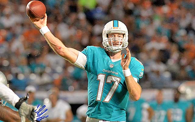 Can Ryan Tannehill throw for more than 30 TDs in 2014?
