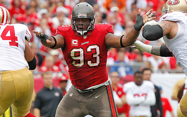 Pro Bowler Gerald McCoy is earning huge props from the new coaching staff. (USATSI)