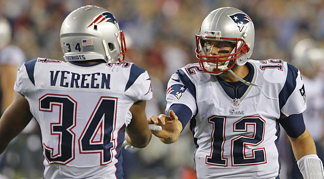 Kirwan's picks: Pats, Brady win fourth SB title