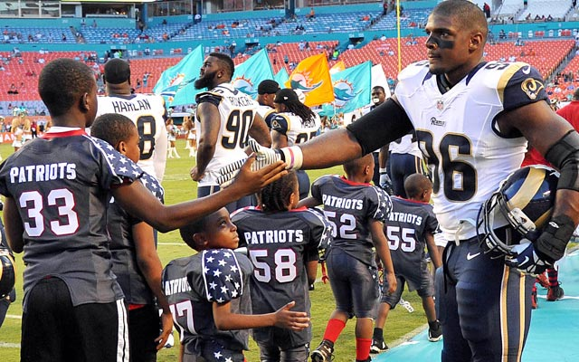 Michael Sam needs to get more explosive to stick with an NFL team. (USATSI)