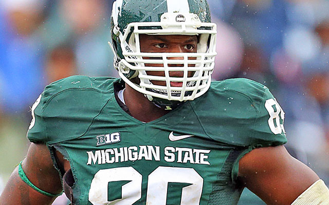 Shilique Calhoun gets a prime opportunity to make a huge impression in Eugene. (USATSI)