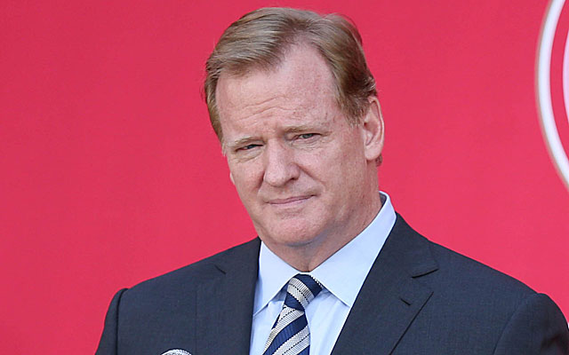 Ownership sources don't see a scenario that would result in Roger Goodell being fired.  (USATSI)