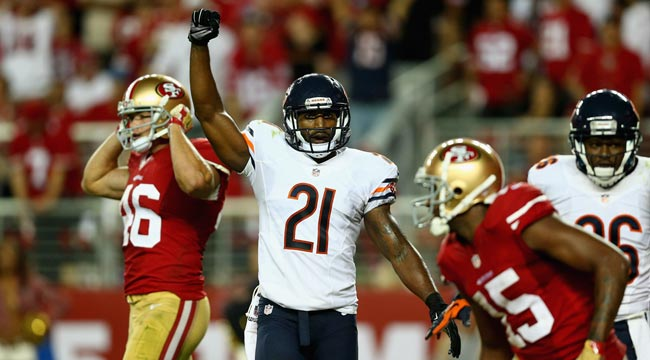 Grades: Bears steal one from sloppy 49ers