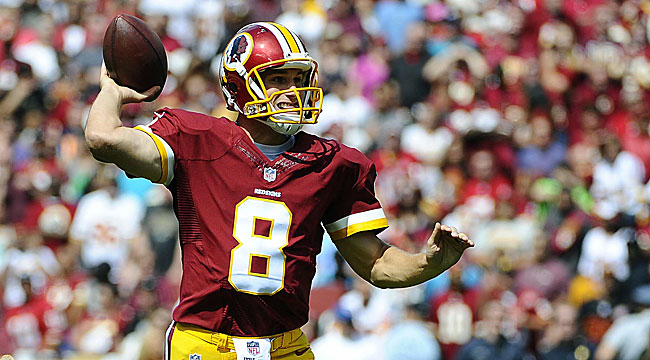 Sorting Sunday Pile: Is Kirk Cousins ready?
