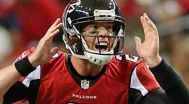 Brinson: Bucs-Falcons, 8:25 p.m. ET (CBS)