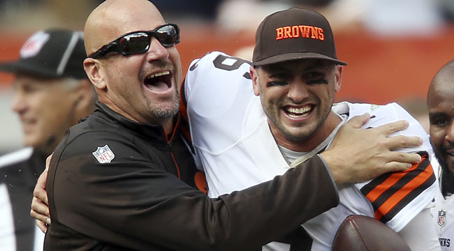 Expert Picks: Two on the Browns' bandwagon