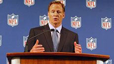 Doyel: Goodell misses mark