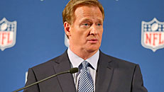 Wilson: Goodell fails test