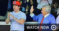 Mark Wahlberg, Robert Kraft (None)