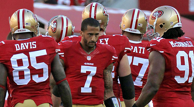 LIVE: Niners try to rebound vs. frisky Cards