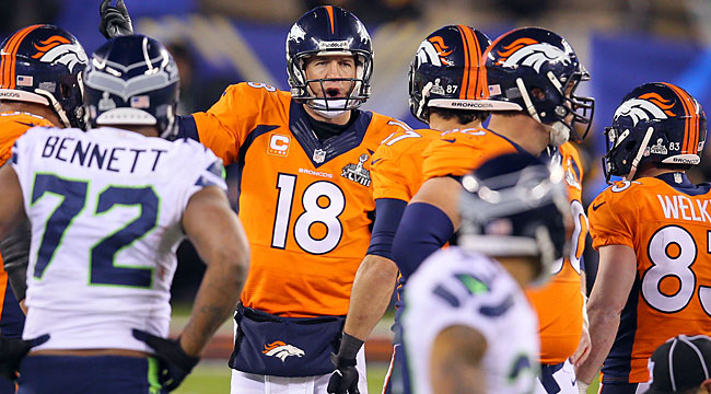 LIVE: Broncos at Hawks for SB rematch (CBS)
