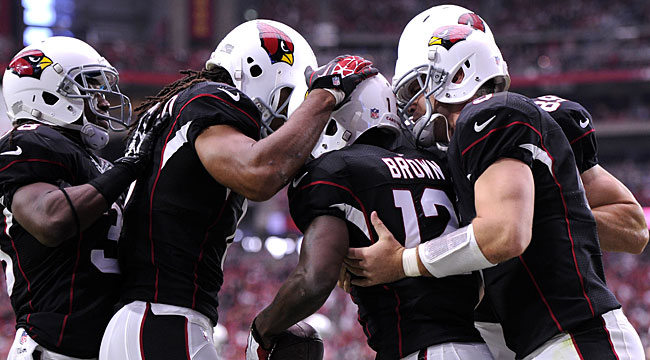 LIVE: Cards turn tables, take it to sloppy Niners