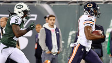 Bears-Jets on Monday night