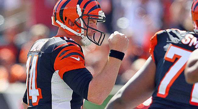 Prisco Power Rankings: Bengals hit bye at top