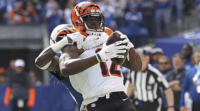 Observations: Bengals fall as injuries take toll