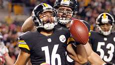 Steelers sink Texans