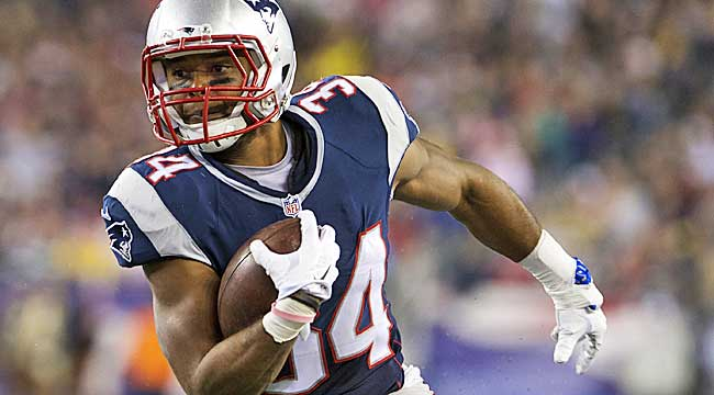 Start 'Em & Sit 'Em: Have faith in Shane Vereen