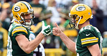 Green Bay Packers (Getty)