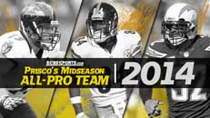 NFL midseason awards