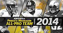 All-Prisco team (CBSSports.com Original)