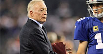 Jerry Jones (USATSI)