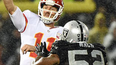 LIVE: Chiefs at Raiders