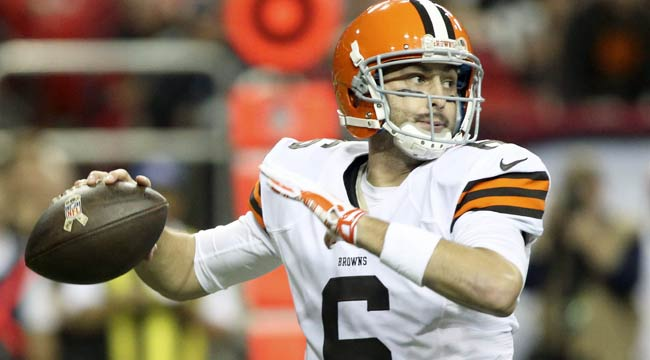 Grades: Browns living on the edge with Hoyer