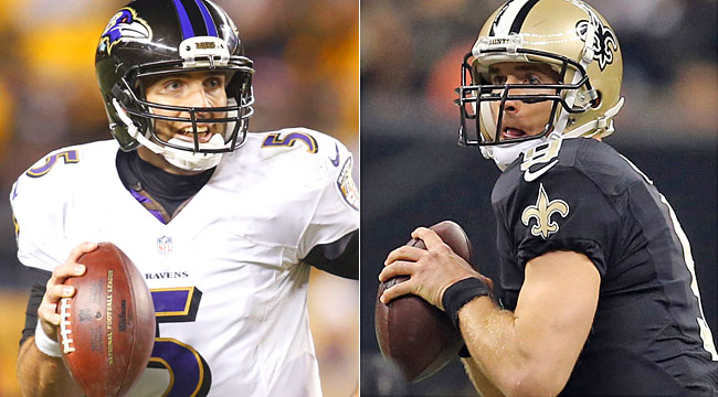 8:30 ET: 15 things to know about BAL vs. NO