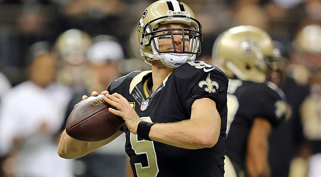 LIVE: Saints host Ravens on Monday night