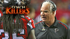 NFL Week 12 Coach Killers