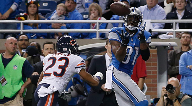 10 things: Lions' offense comes to life vs. Bears