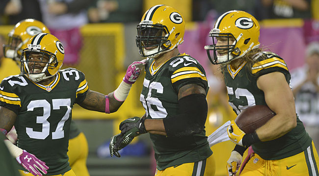 Prisco: How Packers' D sets up Rodgers, offense
