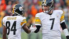 Prisco: Steelers' triple threat