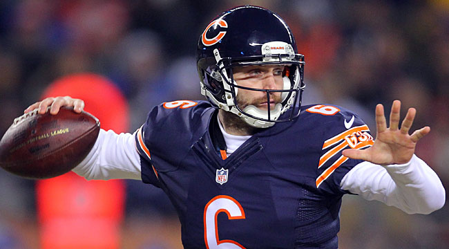 Prisco: Bears' D, line must share Cutler blame
