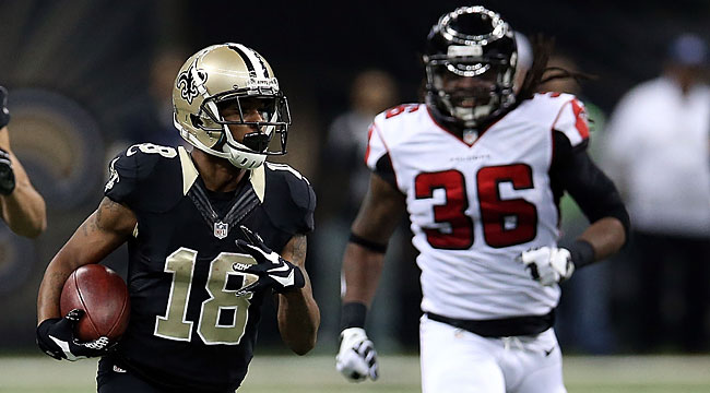 LIVE: Saunders gives Saints early jolt vs. ATL