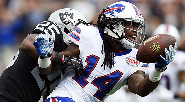LIVE: Raiders trying to spoil Bills' hopes (CBS)