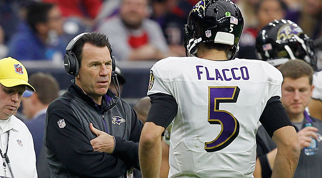 La Canfora: Ravens cave at worst possible time