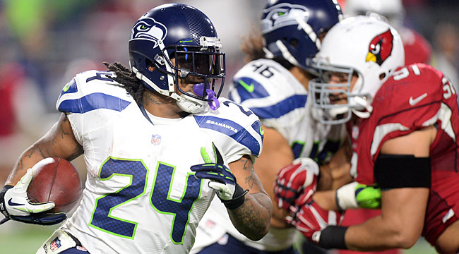 Grades: A+ for dominant Seahawks; Cards fail hard