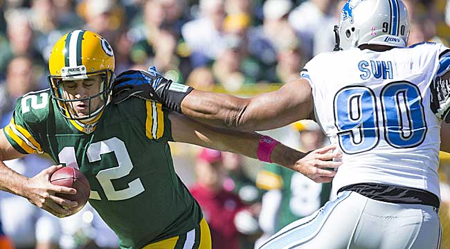 Prisco: Lions' blueprint for beating the Packers