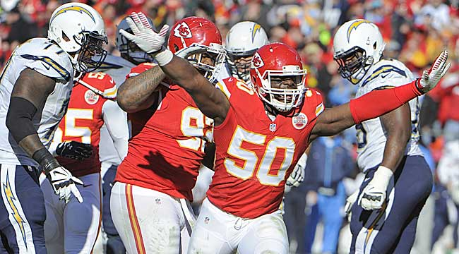 Chiefs top Chargers, still miss playoff berth