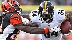 LIVE: Bengals-Steelers