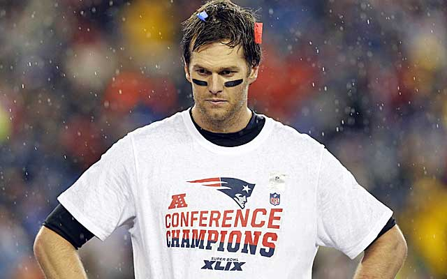 Tom Brady is just the second player in NFL history to play in six Super Bowls. (USATSI)