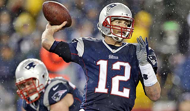 Is Tom Brady allegedly getting a better grip an unfair advantage? (Getty Images)
