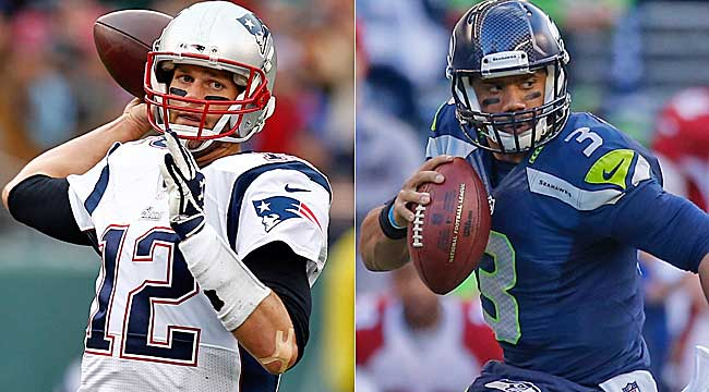 Prisco: Brady still great, Wilson merely good