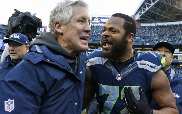 Pete Carroll's infectious energy is one of the Seattle coach's defining traits. (USATSI)