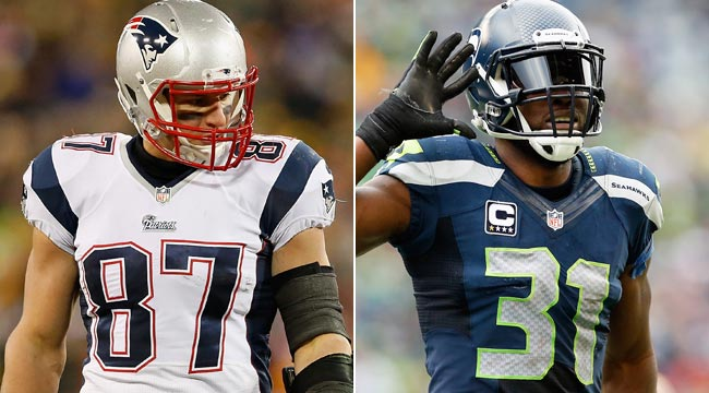Kirwan: Gronk vs. Kam, other key battles