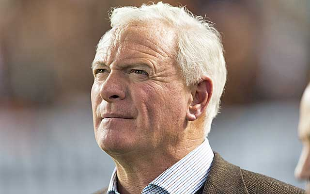 Jimmy Haslam was supposed to be a savior in Cleveland, but the Browns are more dysfunctional than ever. (Getty Images)